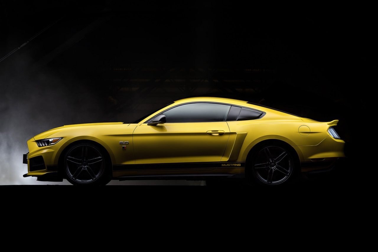 Roush Mustang Road-trip | carfineart
