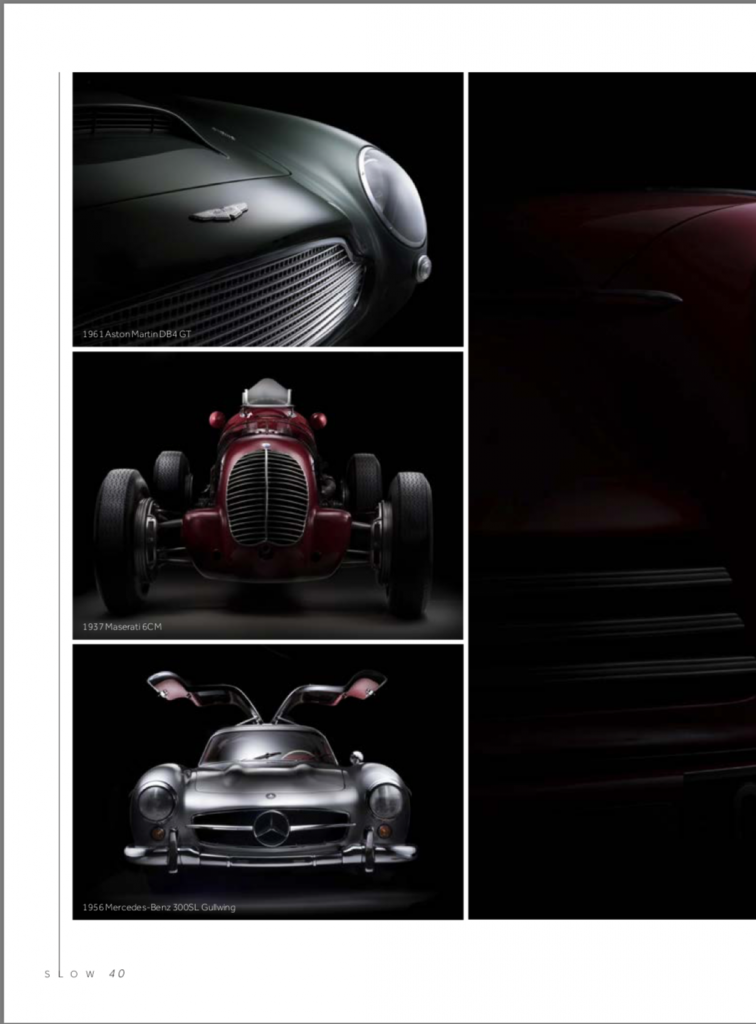 Reflections on fine art car photography and our FDL technique – Maryna Cotton | carfineart